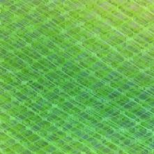 Flo Green Hat Veiling